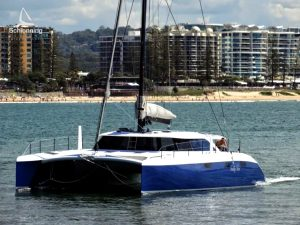 Legend 60 Catamaran Design by Schionnng Designs International
