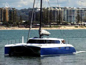 Legend 60 Catamaran Design by Schionnng Designs International