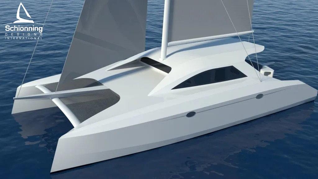 Arrow 1500 CAD Exterior and Interior Version 1 - SDI - Schionning Designs International