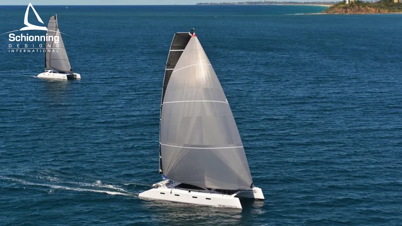G-Force 1800 SSS Catamaran - SDI - Schionning Designs International