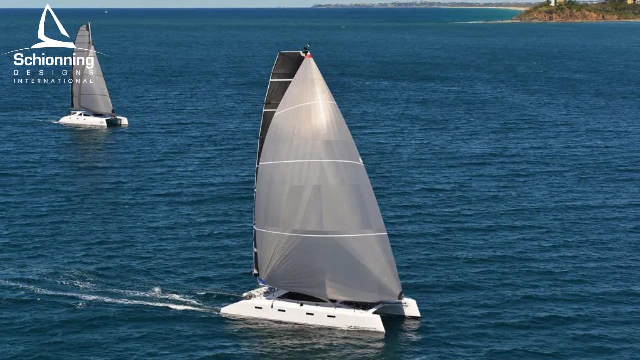 G-Force 1800 SSS Catamaran - SDI - Schionning Designs International