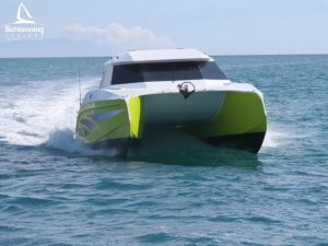 Growler VTR950 Power Catamaran - SDI - Schionning Designs International