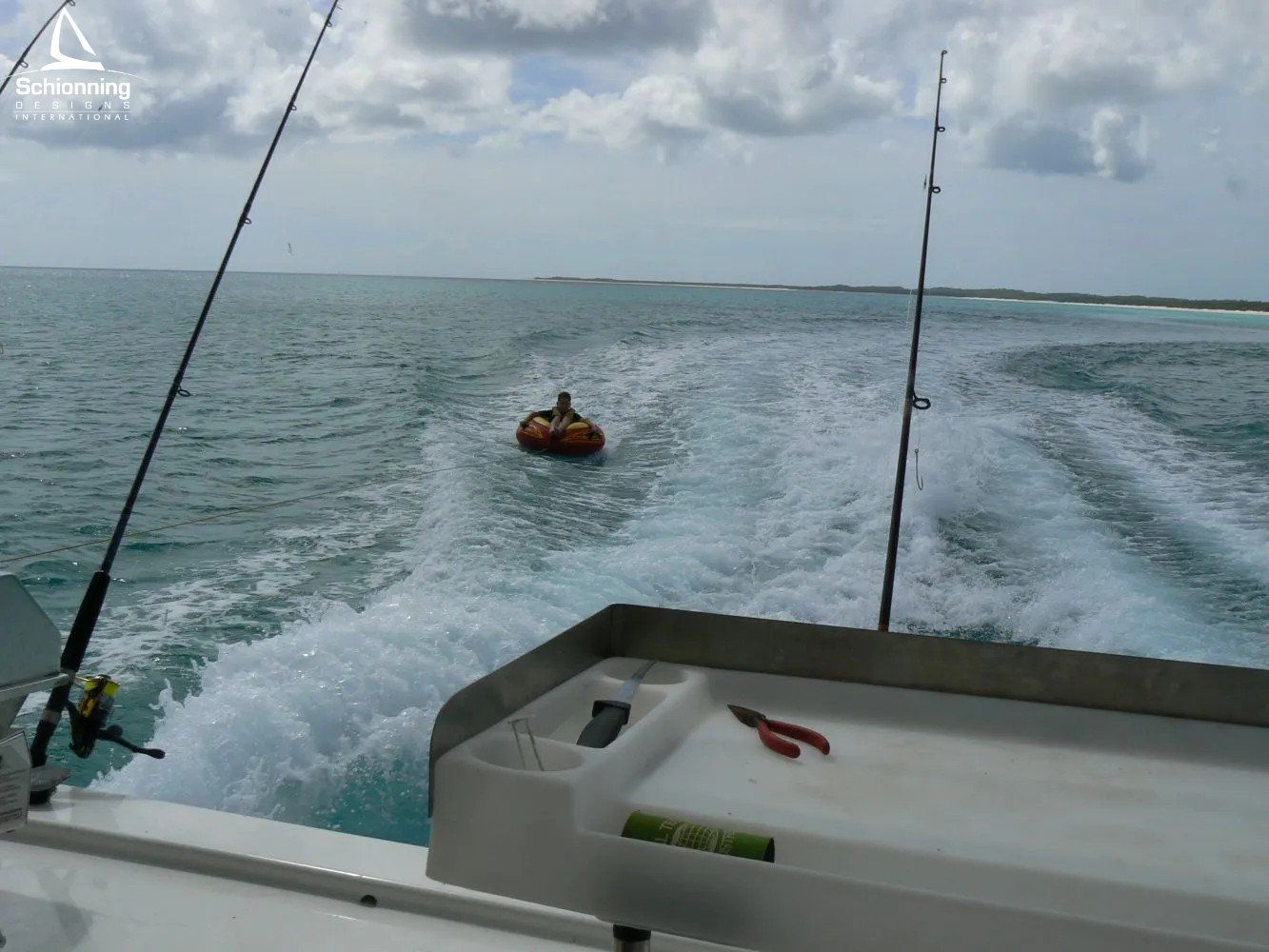NicksHol Growler 950 VT Power Catamaran - SDI - Schionning Designs International