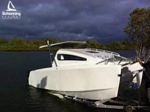 Growler 650 VT Power Catamaran - SDI - Schionning Designs International