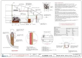 Estimated Material Cost Graph - Schionning Designs International 1