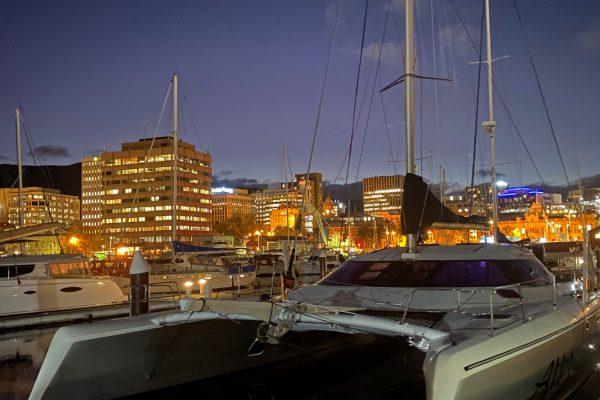 Attitude G-Force 1500 Schionning Designs Catamaran Port of Hobartb