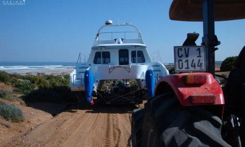 Boot Growler 950 VT Power Catamaran - SDI - Schionning Designs International