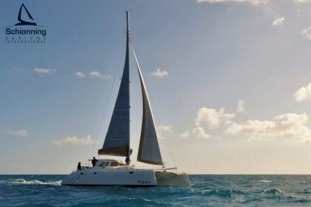 G-Force 1200 Catamaran FISSA New Caledonia - SDI - 1