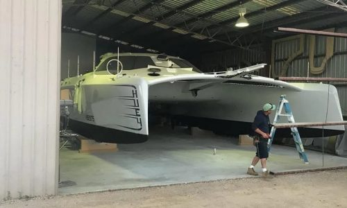 G-Force 1200 Catamaran HUEY Adelaide Australia - SDI - 1