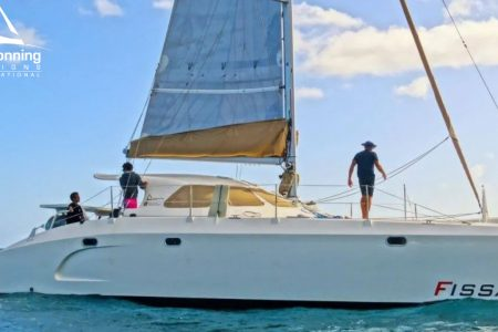 G-Force 1200 Catamaran Schionning Designs - Owner Reports & Accolades