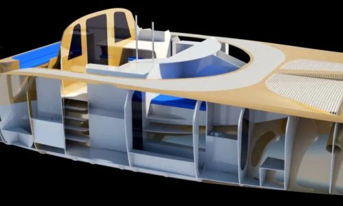 G-Force 1200 - Interior CAD Drawings - SDI