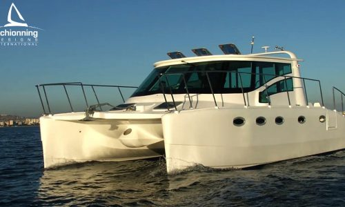 Prowler 33 - Multihulls PCM TURKEY - SDI - Schionning Designs International