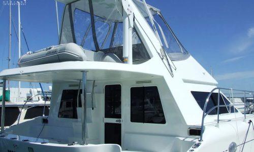 Growler 950 VT Ray Boat Inskip SDI - Schionning Designs International