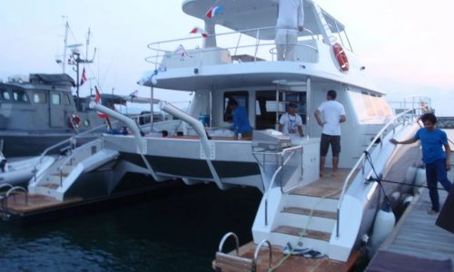 SDI Alaskan 52 Power Catamaran 5