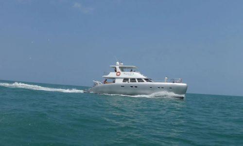 SDI Alaskan 52 Power Catamaran 8
