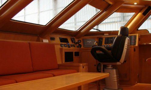SDI Alaskan 52 Power Catamaran Tesania 1