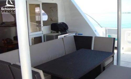 SDI Sea Shanty 1600 Power Catamaran Schionning Designs International