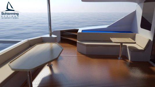 Solitaire 1490 Catamaran Design - Schionning Design International