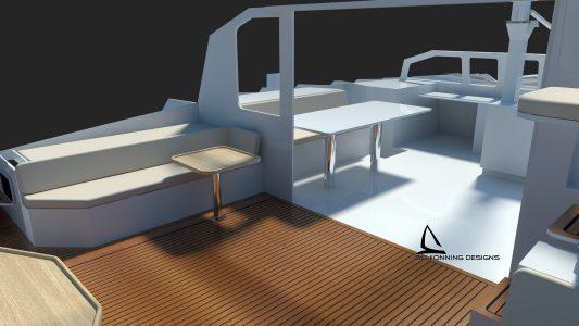 Solitaire 1490 Catamaran - SDI - Schionning Designs Heiko_Ren_01-04