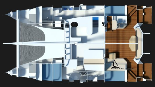 Solitaire 1490 Catamaran - SDI - Schionning Designs Heiko_Ren_01-01